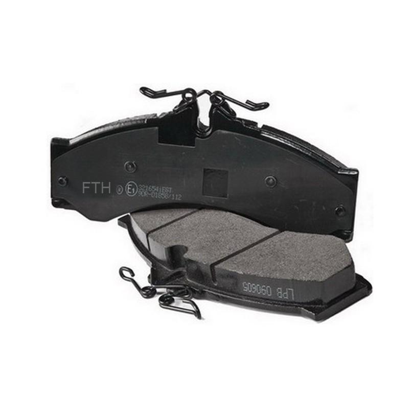 Disk brake pads FTH 602 (EGT 321460)