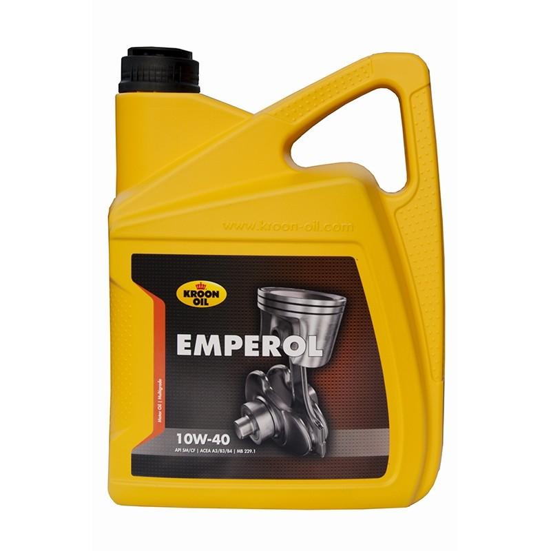 Synthetic motor oil KROON OIL Emperol 10W/40 (5 ltr.)