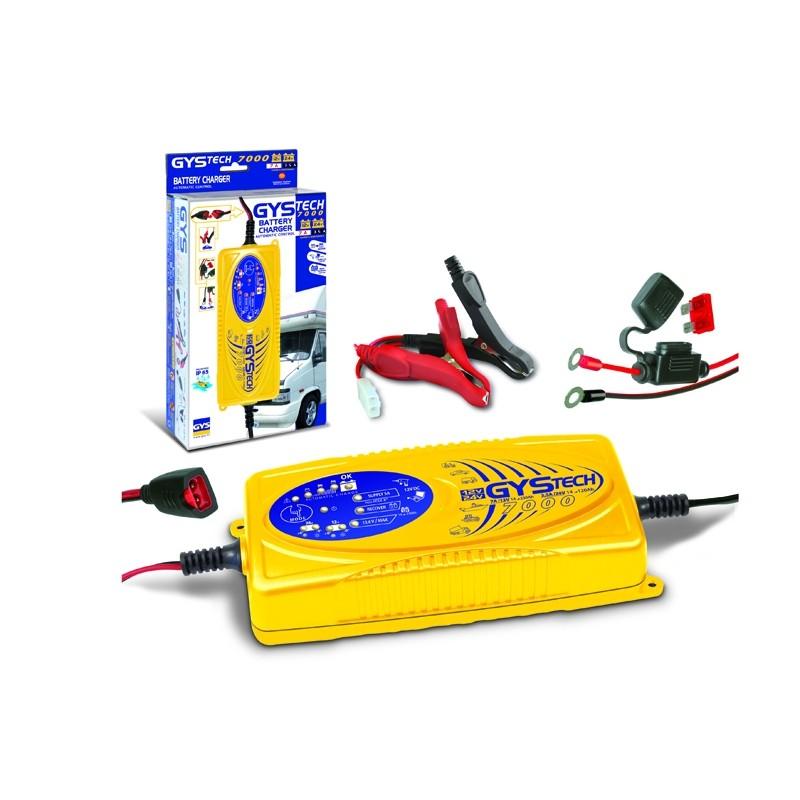 Зарядное устройство аккумуляторов GYSTECH-7000
