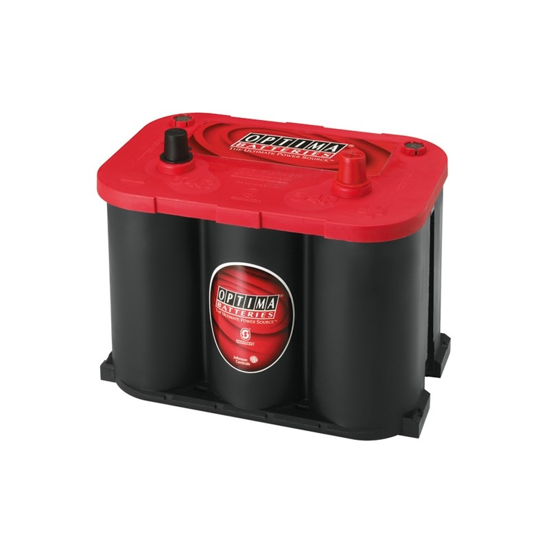 OPTIMA Red Top R-4,2L SLI 50Ah battery