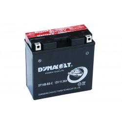 DYNAVOLT DT14B-BS 11.2Ah akumuliatorius