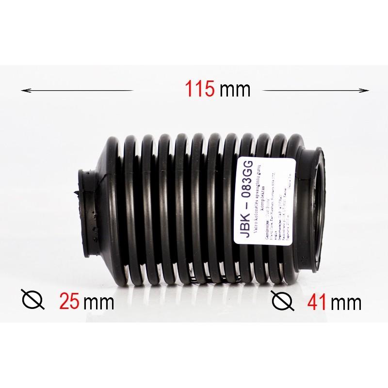 Vairo mechanizmo apsauginė guma JBK-0083G