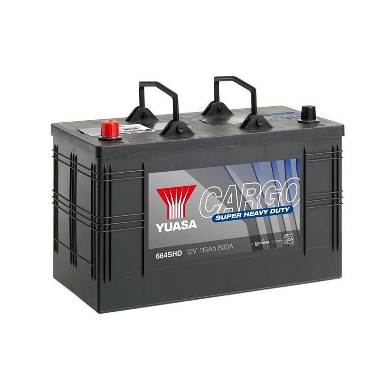 YUASA 664SHD CARGO SHD аккумулятор
