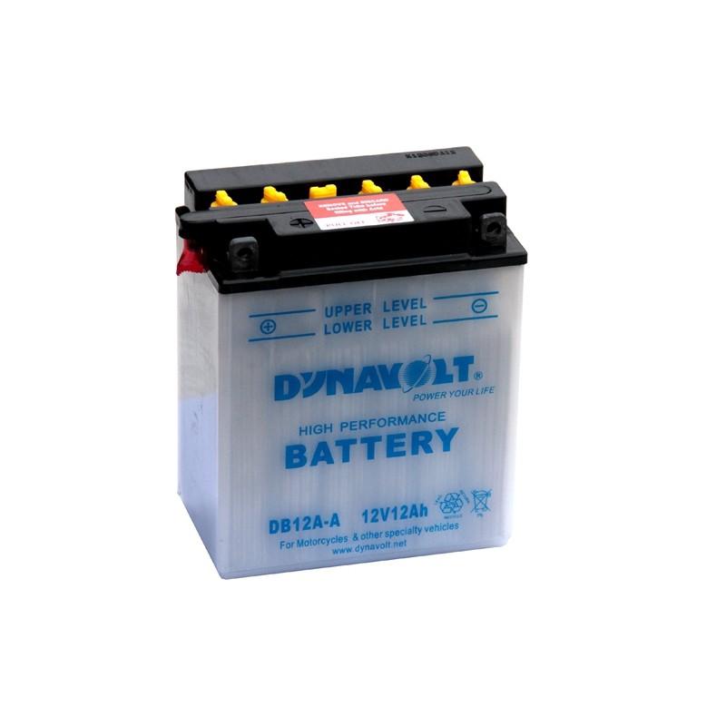 DYNAVOLT DB12A-A (51211) 12Ah akumuliatorius
