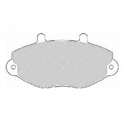 Disk brake pads FTH 701 (EGT 321466)