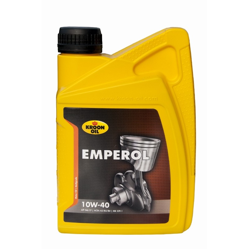 Synthetic motor oil KROON OIL Emperol 10W/40 (1 ltr.)