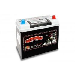 SZNAJDER JAPAN SILVER 54570 45Ah battery