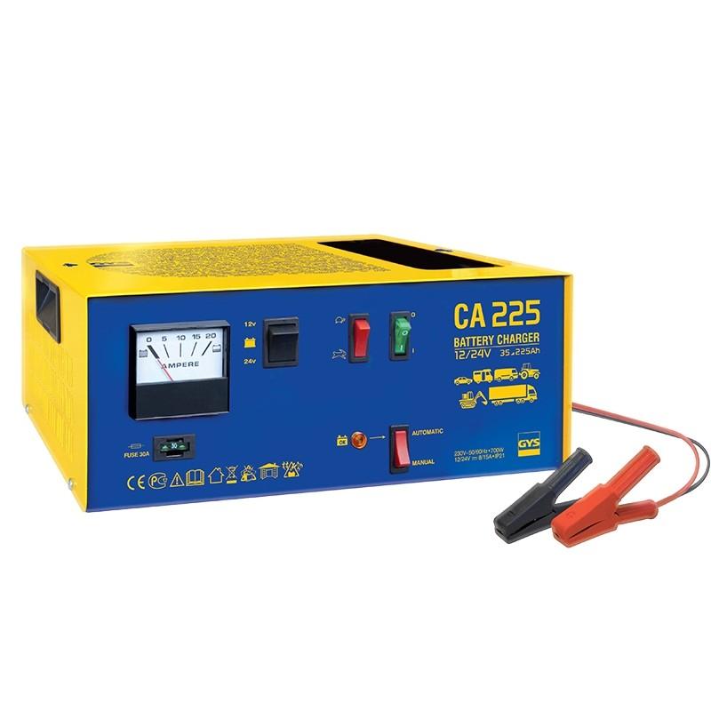 Įkroviklis akumuliatoriams GYS-CA225