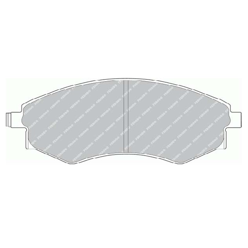 Disk brake pads EGT 321471