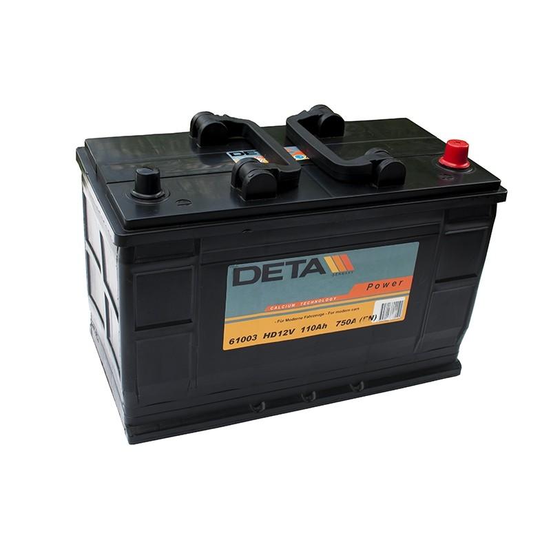 DETA 61003 110Ah battery