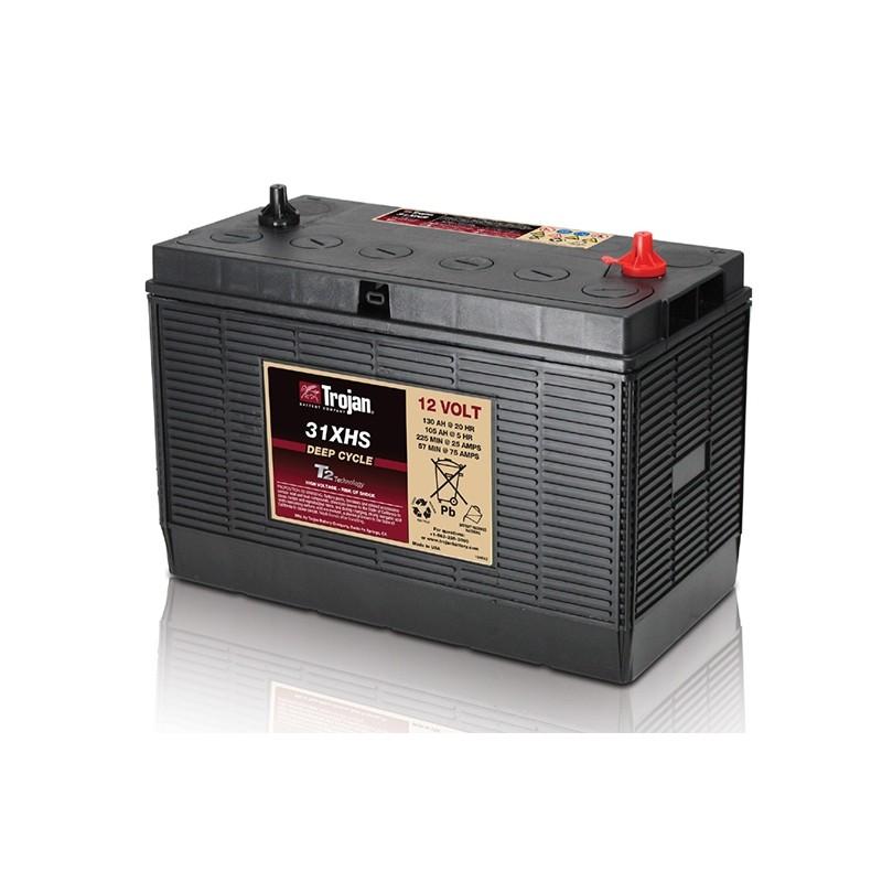 TROJAN 31XHS 130Ah deep cycle battery