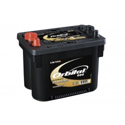 DETA ORBITAL 900 50Ah AGM/SPIRAL battery