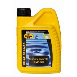 Pilnai sintetinė variklinė alyva KROON OIL Helar SP 5W/30 (1 ltr.)