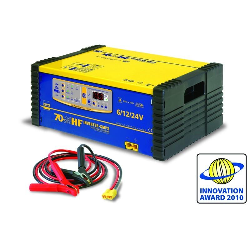 Battery charger GYS-INVERTER-70.24HF
