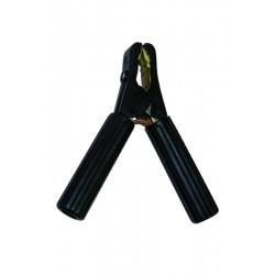 Užvedimo laidų gnybtas GYS (600A) - 1 vnt. juodas
