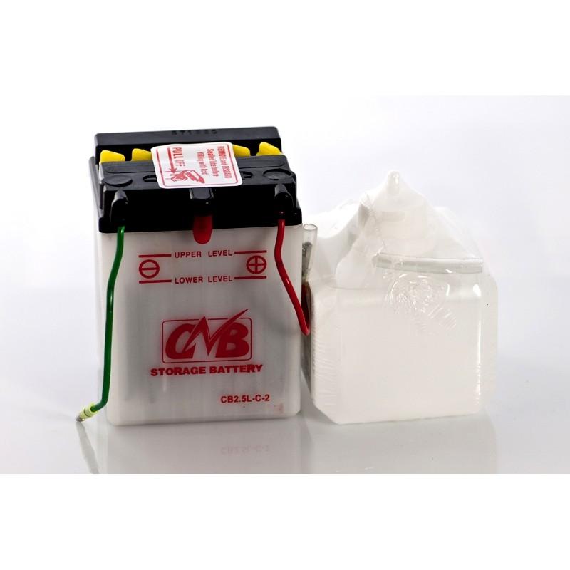 CNB CB2,5L-C2 (50311) 2.5Ah battery