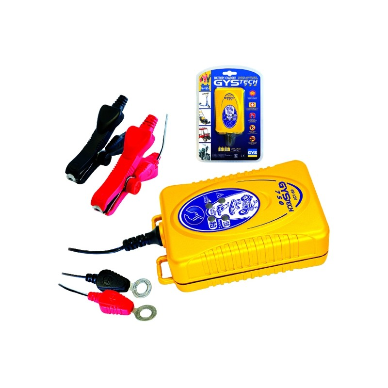 Battery charger GYSTECH-750