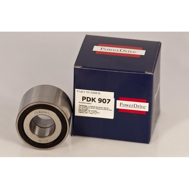 Комплект подшипников колёс  PDK-907