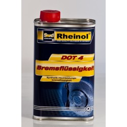 Brake fluid SWD RHEINOL DOT 4 (1 ltr)