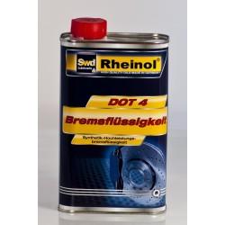 Тормозная жидкость SWD RHEINOL DOT 4 (1 лтр)