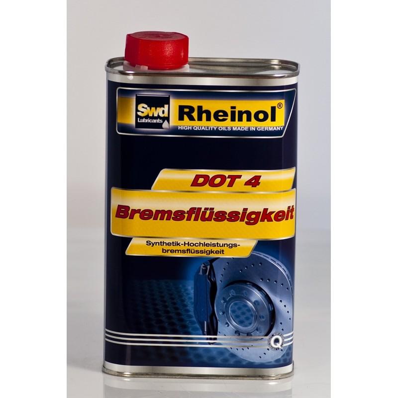 Brake fluid SWD RHEINOL DOT 4 (1 ltr)