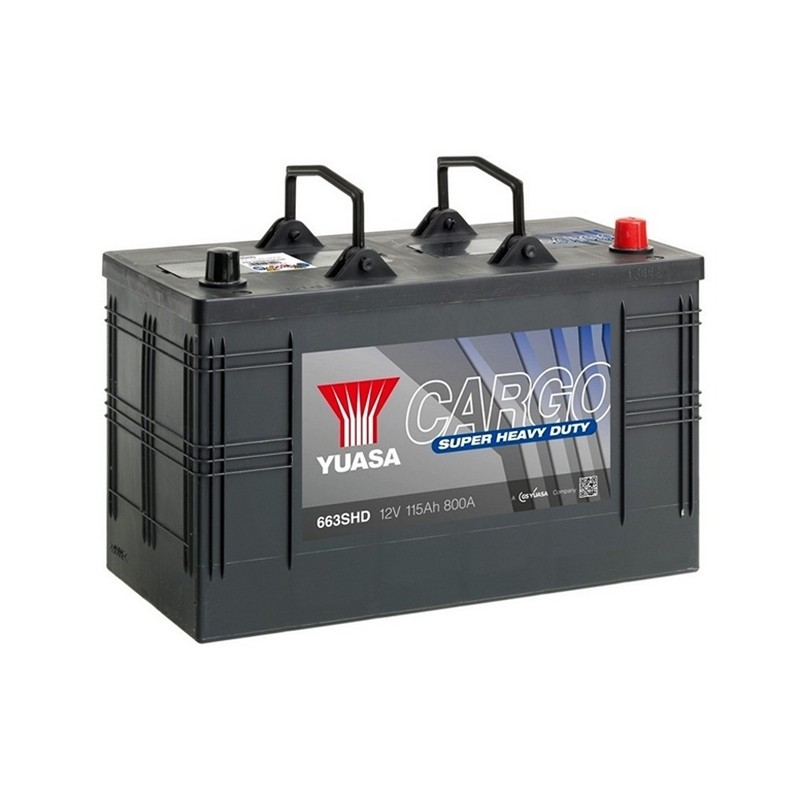 YUASA 663SHD CARGO SHD battery