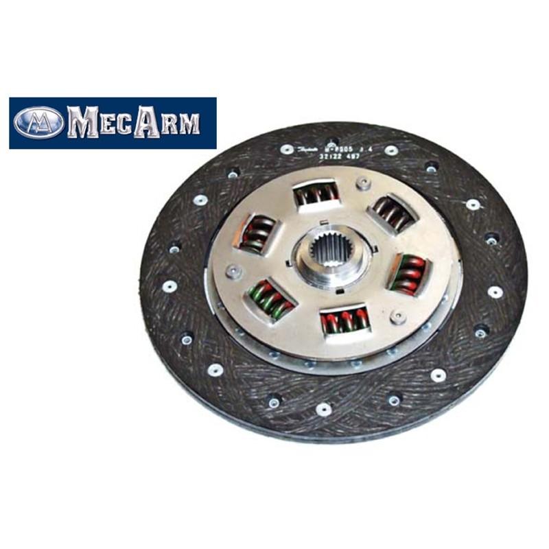 Диск сцепления MECARM MB2804