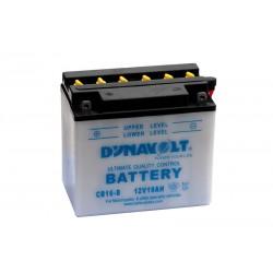 DYNAVOLT DB16-B (51912) 19Ач аккумулятор