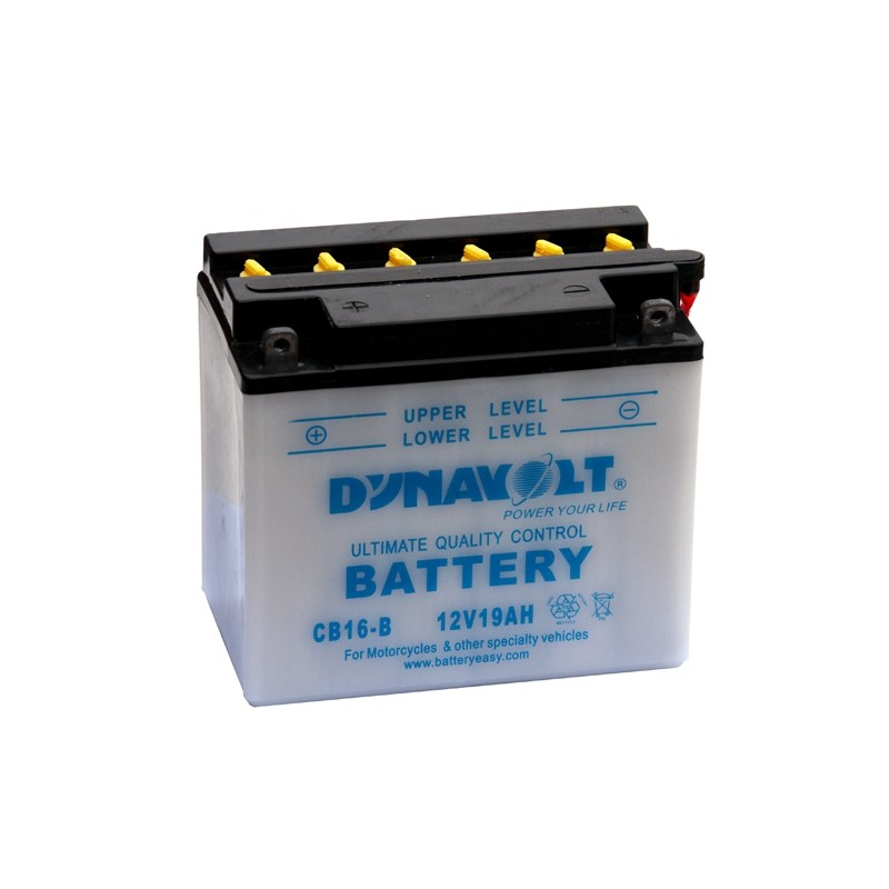 DYNAVOLT DB16-B (51912) 19Ah battery