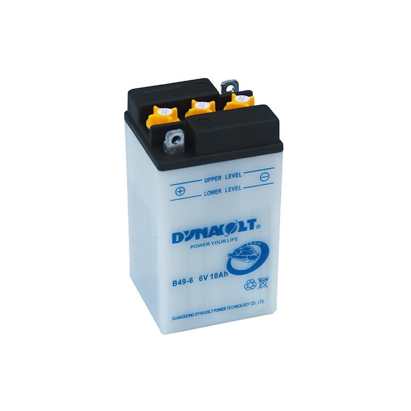 DYNAVOLT B49-6 (00811) 8Ah akumuliatorius