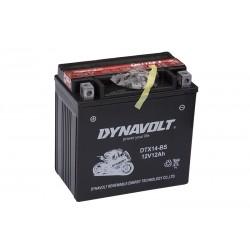 DYNAVOLT DTX14-BS (51214) 12Ач аккумулятор