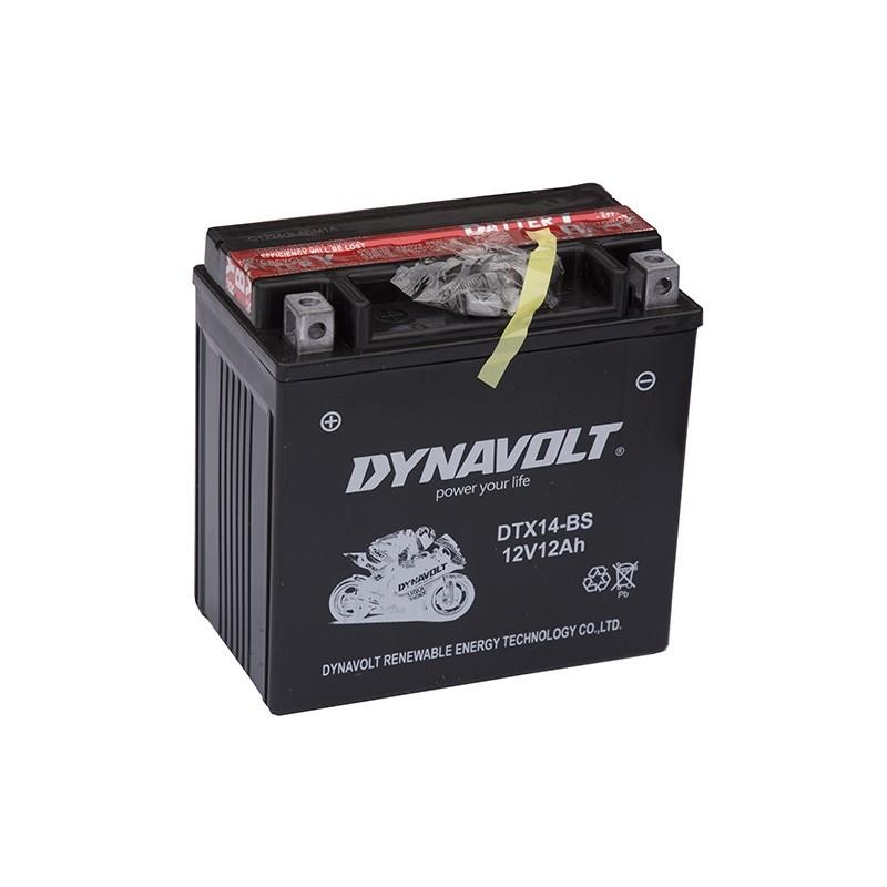 DYNAVOLT DTX14-BS (51214) 12Ah battery