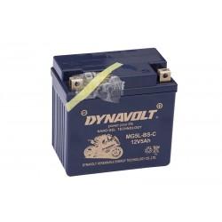 DYNAVOLT MG5L-BS 4Ah akumuliatorius