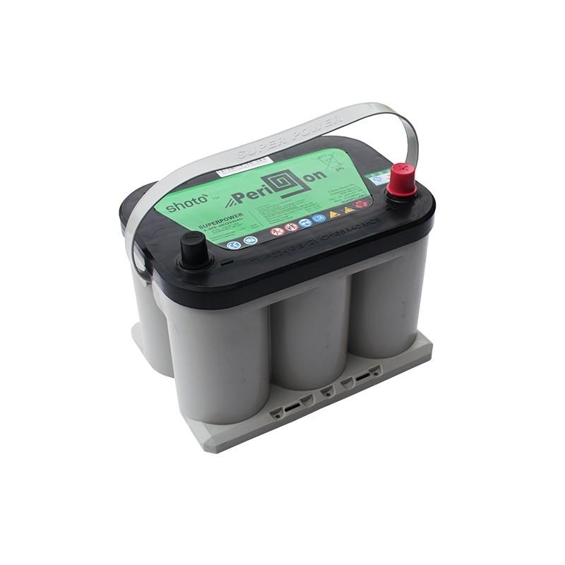 SHOTO AGM Spiral 45Ah (C20) battery