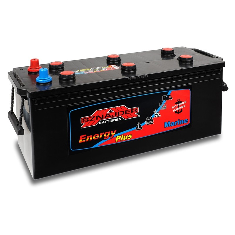 SZNAJDER ENERGY PLUS 964-00 140Ач аккумулятор