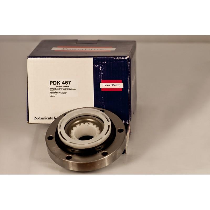 Комплект подшипников колёс  PDK-467