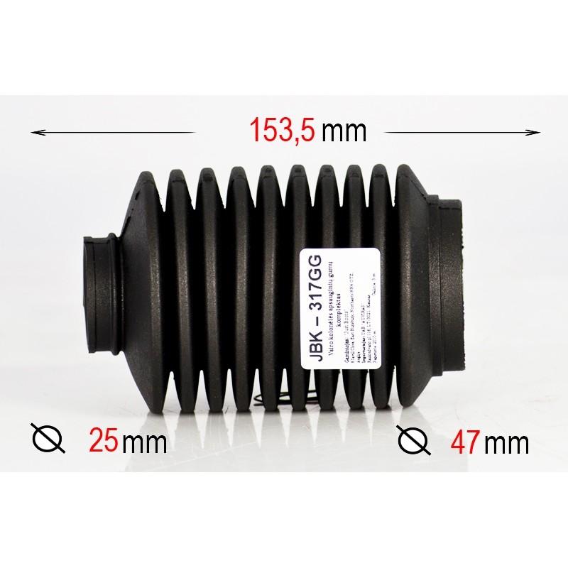 Защитный чехол рулевого механизма JBK-0317G