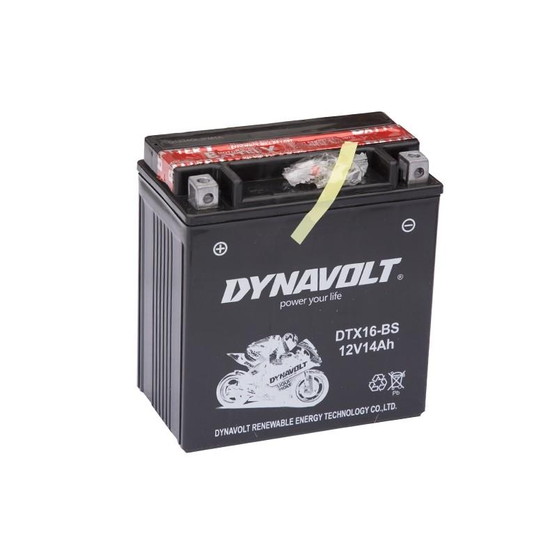 DYNAVOLT DTX16-BS (51402) 14Ah akumuliatorius
