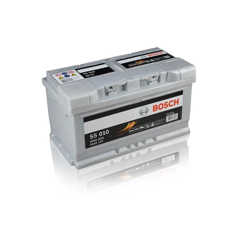 BOSCH S5010 (585200080) 85Ah battery