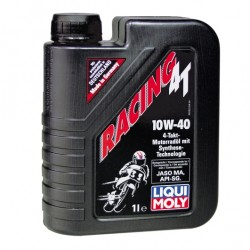 Semi-synthetic 2-stroke motor oil RACING 4T LIQUI MOLY 1521