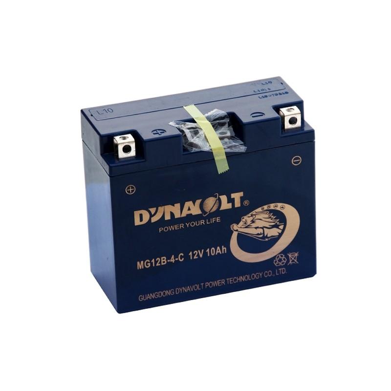 DYNAVOLT MG12-B4 10Ah akumuliatorius