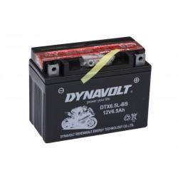 DYNAVOLT DTX6.5L-BS 6.5Ач аккумулятор