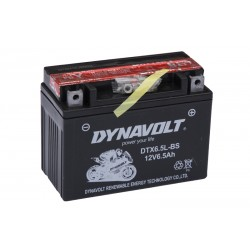 DYNAVOLT DTX6.5L-BS 6.5Ah battery
