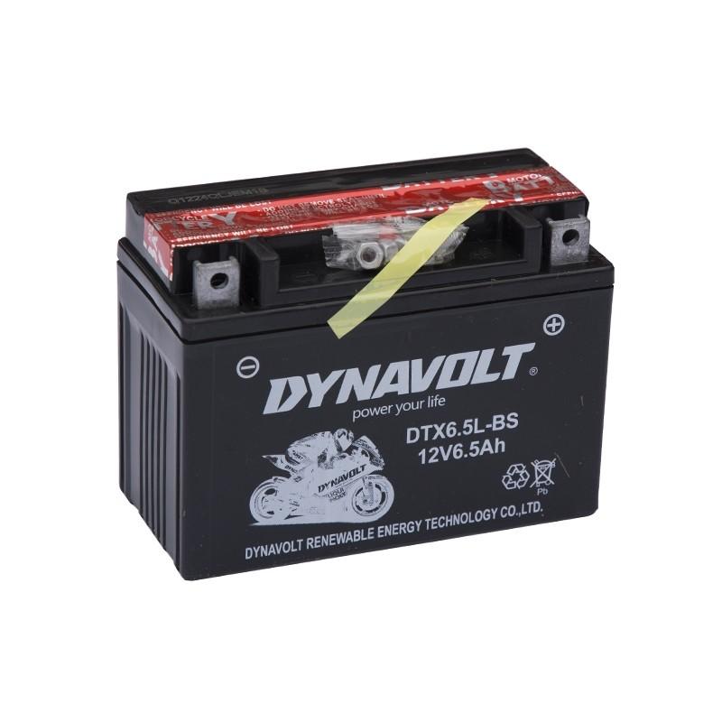 DYNAVOLT DTX6.5L-BS 6.5Ah akumuliatorius