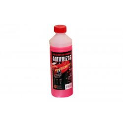 Antifreeze coolant LONG LIFE G12 concentrate (red)