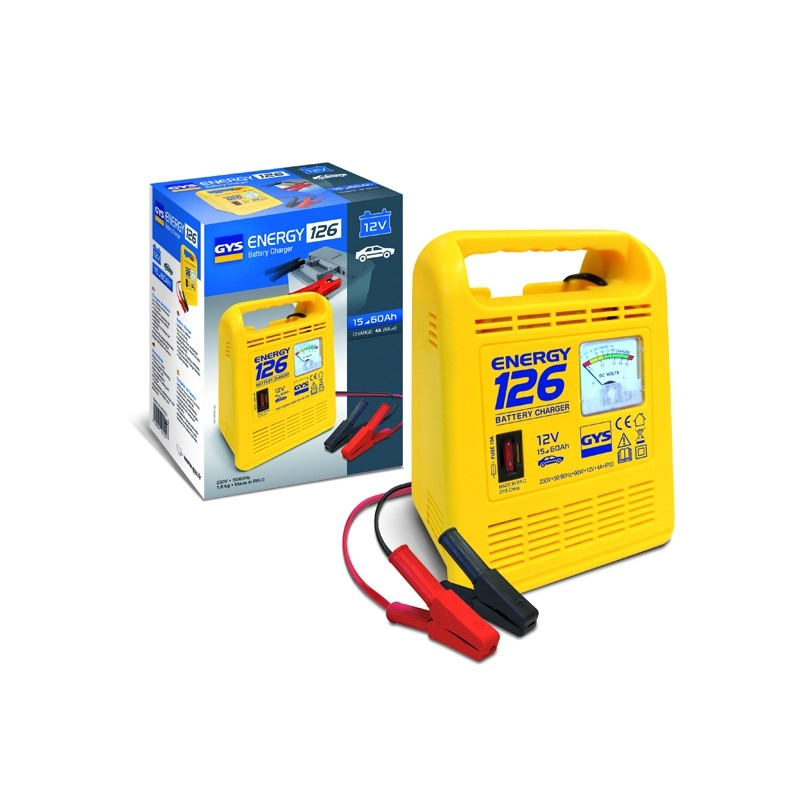 Battery charger GYS-Energy126