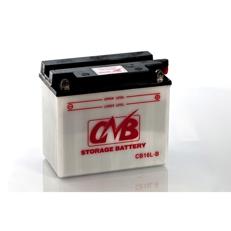 CNB CB16L-B (51911) 19Ah battery