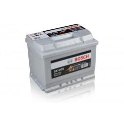 BOSCH S5005 (563400610) 63Ah battery