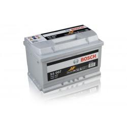 BOSCH S5007 (574402075) 74Ah akumuliatorius