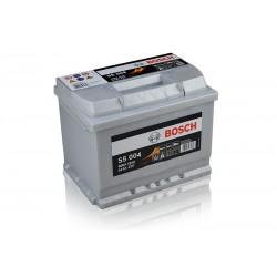 BOSCH S5004 (561400600) 61Ah akumuliatorius